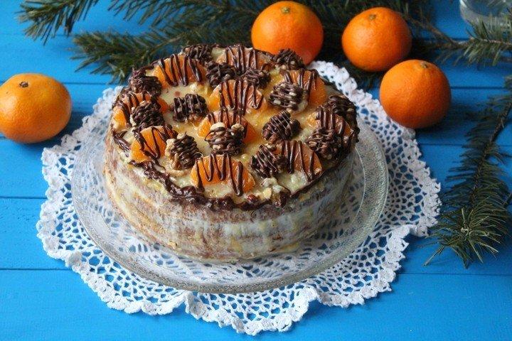 novogodniy-mandarinovyiy-tort
