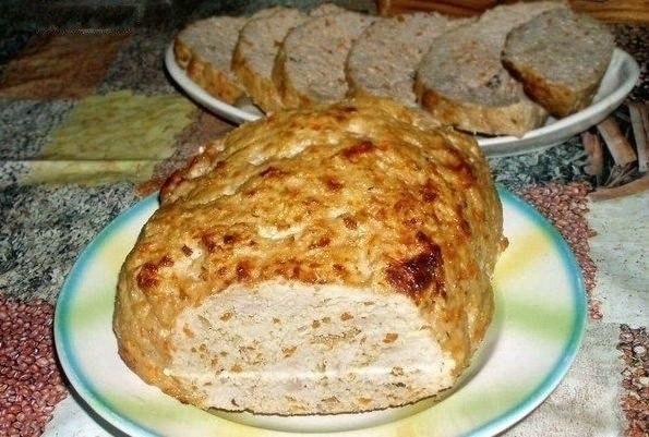 """Мясной """"хлеб"""""""