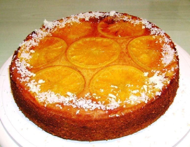 Что приготовить пирог с апельсинами